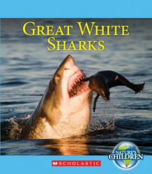 Great White Sharks av Josh Gregory (Innbundet)
