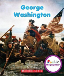 George Washington av Wil Mara (Innbundet)