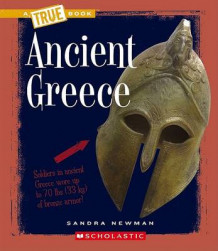 Ancient Greece av Sandra Newman (Innbundet)