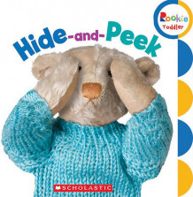 Hide-And-Peek (Pappbok)