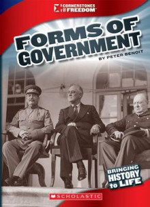 Forms of Government av Peter Benoit (Heftet)