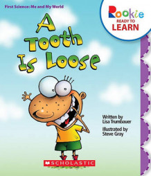A Tooth Is Loose av Lisa Trumbauer (Innbundet)