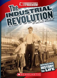 The Industrial Revolution av Melissa McDaniel (Heftet)