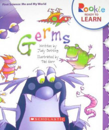 Germs av Judy Oetting (Heftet)