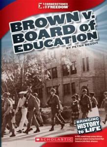 Brown V. Board of Education av Peter Benoit (Heftet)