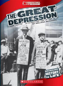 The Great Depression av Melissa McDaniel (Heftet)