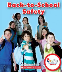 Back-To-School Safety av Lisa M Herrington (Innbundet)