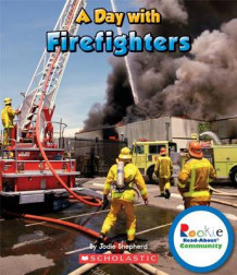 A Day with Firefighters av Jodie Shepherd (Heftet)