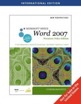 Omslag - New Perspectives on Microsoft (R) Office Word 2007, Comprehensive, Premium Video Edition, International Edition