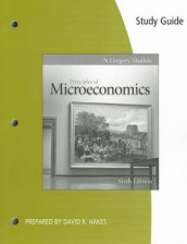 Study Guide for Mankiw's Principles of Microeconomics av N. Gregory Mankiw (Heftet)