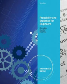 Probability and Statistics for Engineers, International Edition av Madhuri S. Mulekar, Richard L. Scheaffer og James T. McClave (Heftet)