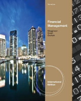 Omslag - Financial Management, International Edition (with Thomson ONE - Business School Edition 6-Month and Smart Finance Printed Access Card)