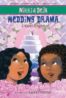 Nikki and Deja: Wedding Drama av Karen English (Heftet)