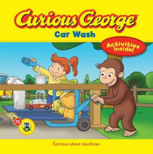 Curious George Car Wash av Julie M Bartynski (Innbundet)