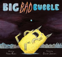 Big Bad Bubble av Adam Rubin (Innbundet)