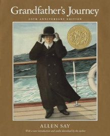Grandfather's Journey av Allen Say (Innbundet)