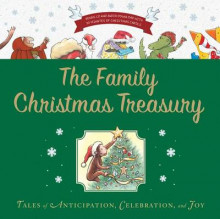 The Family Christmas Treasury with CD and Downloadable Audio av Rey and Others og Houghton Mifflin Harcourt (Innbundet)