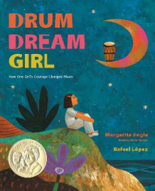 Drum Dream Girl av MS Margarita Engle (Innbundet)