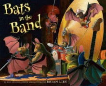 Bats in the Band av Brian Lies (Innbundet)