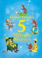 Curious George's 5-minute Stories av H. A. Rey (Innbundet)