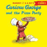 Curious George and the Pizza Party av H. A. Rey og Margret Rey (Heftet)