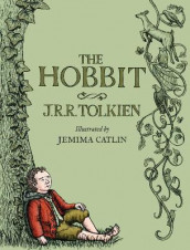 The Hobbit: Illustrated Edition av J R R Tolkien (Innbundet)