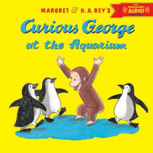 Curious George at the Aquarium (with downloadable audio) (Heftet)