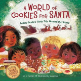 Omslag - A World of Cookies for Santa