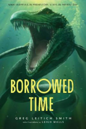 Borrowed Time av Greg Leitich Smith (Innbundet)