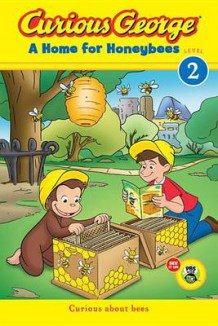 Curious George A Home for Honeybees: CGTV Early Reader (Innbundet)