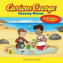 Curious George Chasing Waves av H. A. Rey (Heftet)