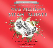 Mike Mulligan and His Steam Shovel av Virginia Lee Burton (Innbundet)