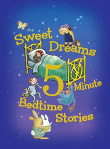 Sweet Dreams 5-Minute Bedtime Stories av Rey and Others og Houghton Mifflin Harcourt (Innbundet)