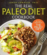 Omslag - The Real Paleo Diet Cookbook