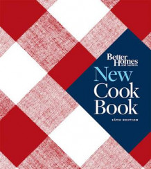 Better Homes and Gardens New Cook Book (Spiral)