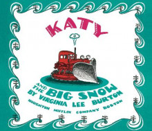 Katy and the Big Snow Lap Board Book av Virginia Lee Burton (Pappbok)