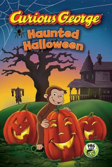 Curious George Haunted Halloween: CGTV Reader av H.A. Rey (Innbundet)