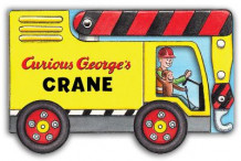 Curious George's Crane (Mini Movers Shaped Board Books) av H A Rey (Pappbok)