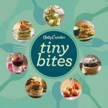 Betty Crocker Tiny Bites (Heftet)