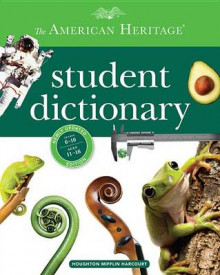 The American Heritage Student Dictionary av Editors Of the American Heritage Dictionaries (Innbundet)