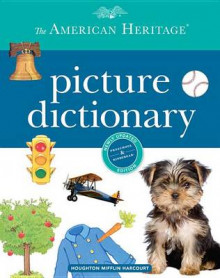 The American Heritage Picture Dictionary av Editors Of the American Heritage Dictionaries (Innbundet)