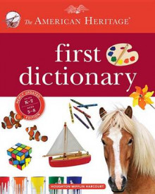 The American Heritage First Dictionary av Editors Of the American Heritage Dictionaries (Innbundet)
