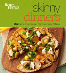 Better Homes and Gardens Skinny Dinners (Heftet)