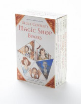 Omslag - Magic Shop Books