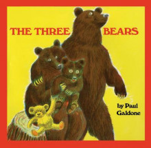The Three Bears Big Book av Paul Galdone (Heftet)