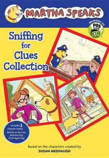 Martha Speaks: Sniffing for Clues Collection av Susan Meddaugh (Heftet)