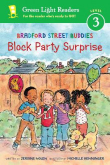 Bradford Street Buddies: Block Party Surprise av Jerdine Nolen (Heftet)