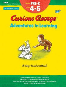 Curious George Adventures in Learning, Pre-K av The Learning Company (Heftet)