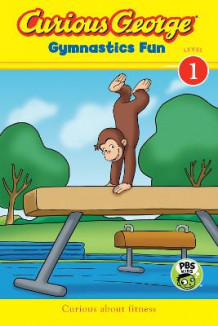 Curious George Gymnastics Fun (L 1 Reader) (Heftet)