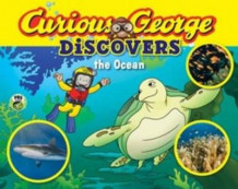 Curious George Discovers the Ocean (Science Storybook) av H. A. Rey (Heftet)